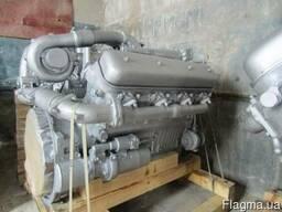 Двигатель ЯМЗ-238ДЕ2(330 л. с. )