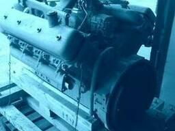 Двигатель ЯМЗ 238М2-2 на моторные платформы МПД-2