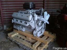 Двигатель ЯМЗ-238М2-2 на путеремонтную машину ВПРС-500