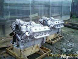 Двигатель ЯМЗ 238М2-1000023-А