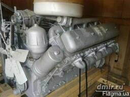 Двигатель ЯМЗ 238М2-1000186-34