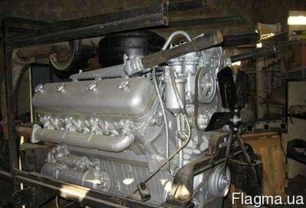 Двигатель 238М2-1000186-48