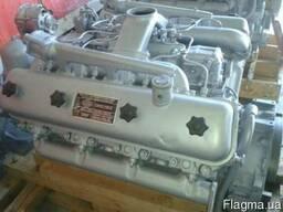 Двигатель ЯМЗ 238М2-1000197
