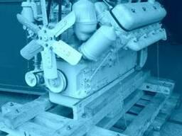 Двигатель ЯМЗ-238М2-2 на путеремонтную машину ВПР-1250