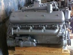 Двигатель ЯМЗ-238M2 с хранения