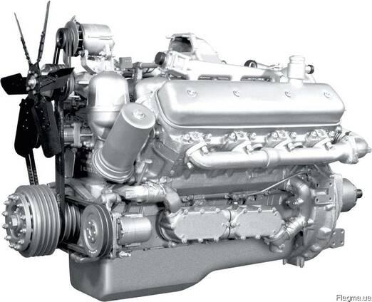 Двигатель ЯМЗ-238НД с турбонадувом