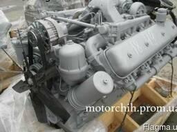 Двигатель трактор Кировец К-701