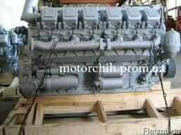 Двигатель ЯМЗ 240БМ2 (300л. с. )