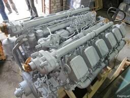 Двигатель ямз 240НМ2-1000186