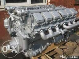 Двигатель ЯМЗ-240НМ2(500л. с. )БелАЗ