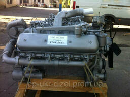 Двигатель ЯМЗ 7511 (400л. с) МАЗ, КрАЗ