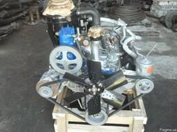 Двигатель Зил 130, Зил 131