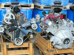 Двигатель дизельный 508-10, ЗиЛ-130, ЗиЛ-131, ЗиЛ-431410. ..
