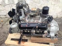 Двигатель ЗИЛ-508 / для ЗИЛ-130