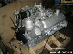 Двигатели ЯМЗ экологического стандарта Евро-1
