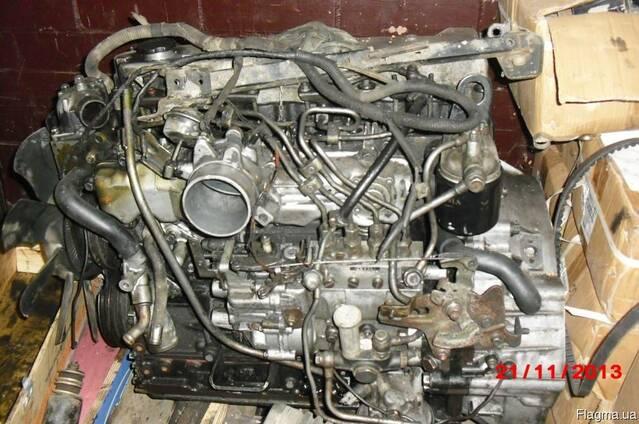 Двигун 4HG1-T Євро 2 ISUZU NQR71 Богдан