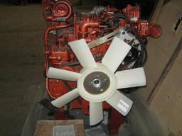 Двигун дизельний 115 кс з турбонадувом Євро-3.