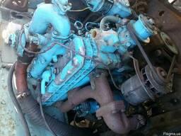 Двигун МТЗ Д-240 з ККП Зил-130