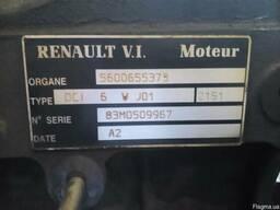 Двигун Рено Преміум 270dCI