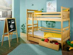 """Двох'ярусне ліжко """"Дінасті"""""""