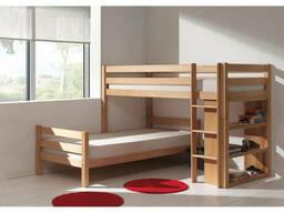 """Двох'ярусне ліжко """"Оуен"""""""