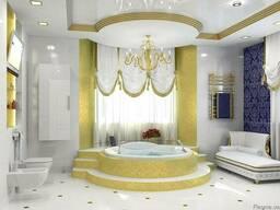 Дворцовая Ванная Комната Двери/Сантехника
