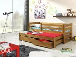 Дворівневі ліжка з бука - натуральні та безпечні - фото 4