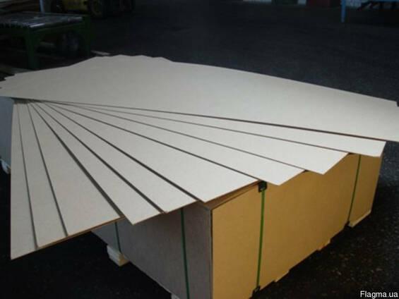 ДВП ламинированная 2850х2070х3 мм для изготовления мебели.