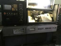 Токарный станок с ЧПУ BOLEY BDN 160 R-ZB.