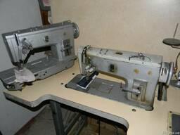 Двухигольная швейная машина 852 кл 1852 кл,