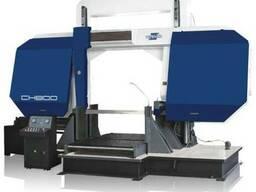 Двухколонный ленточнопильный станок Zenitech CH 800