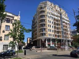 Двухкомнатная квартира в ЖК Крит на Французском бульваре