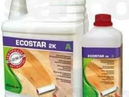 Двухкомпонентный лак Chimiver Ecostar 2K 5, 5л