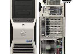 Двухпроцессорный сервер Dell Precision T7500 2шт Xeon5660