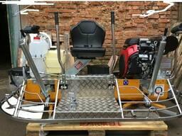 Двухроторная затирочная машина Barikell MK8-90