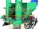 Двухрядная картофелесажалка КСН-2М на минитрактор, трактор - фото 1