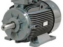 Двухскоростной асинхронный двигатель Gamak