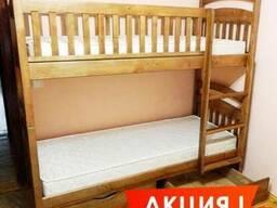 Двухъярусная кровать - Карина, низкая цена от производителя