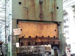 Двукривошипний прес PKZZ 250-2500