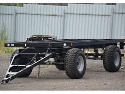 Дышло тракторного прицепа 2ПТС-4; 2ПТС-6