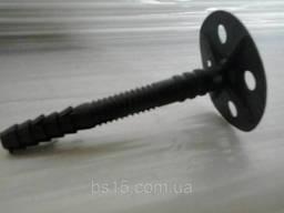 Дюбель зонтик 10х120 для крепления минеральной ваты с. ..