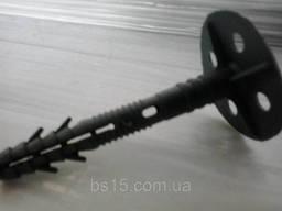 Дюбель зонт фасадный 10х140 для крепления минеральной. ..