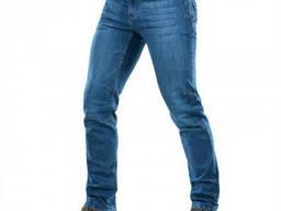 Джинсы M-Tac Slim Fit синие