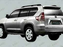 Джип внедорожник Toyota Hilux