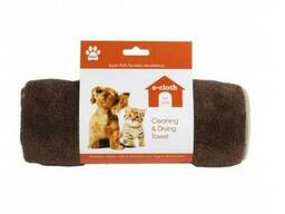 E-Cloth 205932 for Pets Large Cleaning and Drying Towel