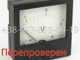 Э365-3 амперметр, вольтметр