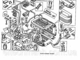 ЭД-118Б, Система магнитная (БИЛТ.684212.009)