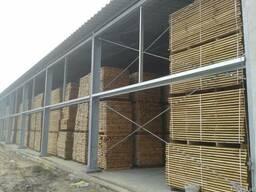 EdWood (Польша) купит дубовые обрезные заготовки 1-3 сорта
