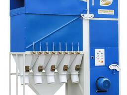 Эффективный зерновой сепаратор САД-50