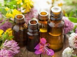 Натуральні ефiрнi та жирні олії